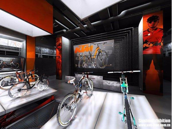 自行车展,电动车展,电子展,家电展展台设计_上海赛灵